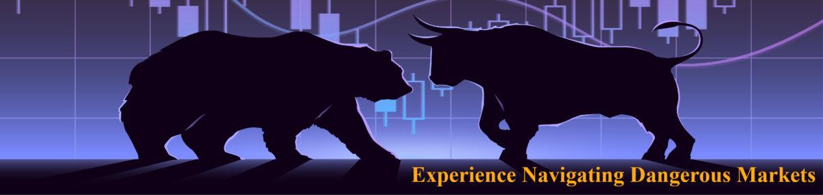 TTG Financial has experience navigating dangerous markets.