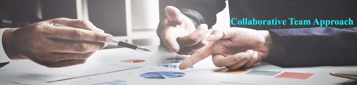 TTG Financial uses a collaborative team approach.